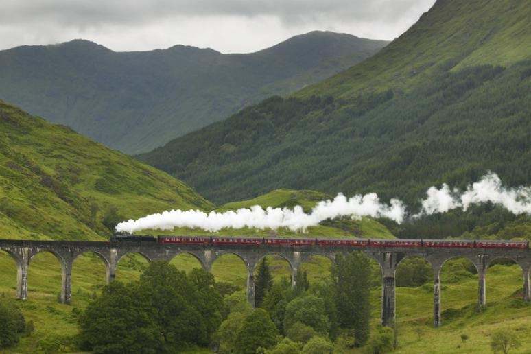 25. Explore Europe by Train