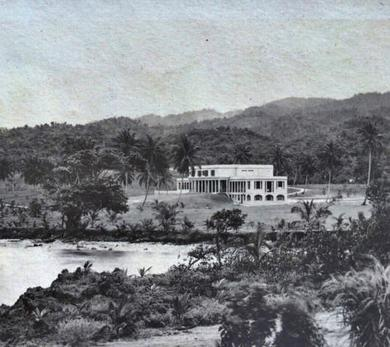 The Magic of Jamaica's Great Houses