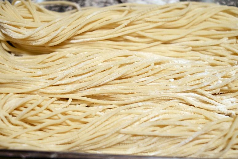 A Secret Ingredient Makes the Noodles Extra-Firm