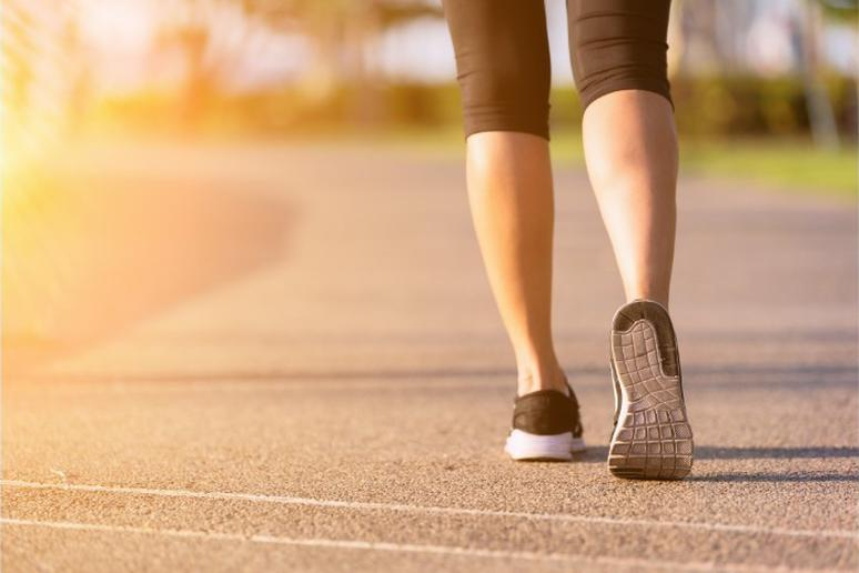 Use walking as a gateway drug for fitness