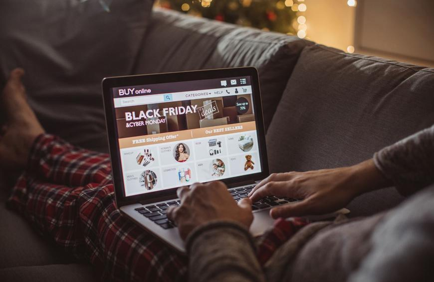 Reasons Why You Should Do Your Black Friday Shopping Online | Slideshow |  The Active Times