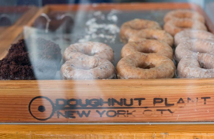 13 Donut King, Quincy, Mass: Honey-Dipped from America's