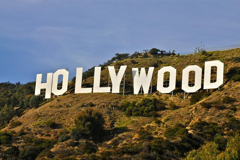 Hollywood Sign (Los Angeles, Calif.)