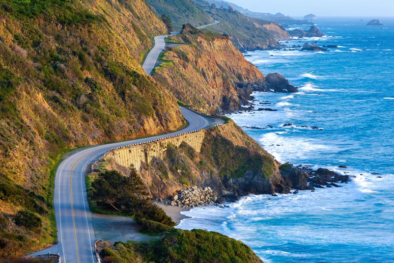5. Drive the Pacific Coast Highway