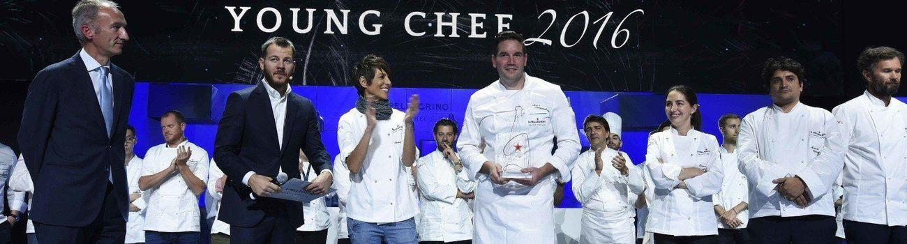 Chef Mitch Lienhard beat out 19 other finalists from around the world for the coveted title.