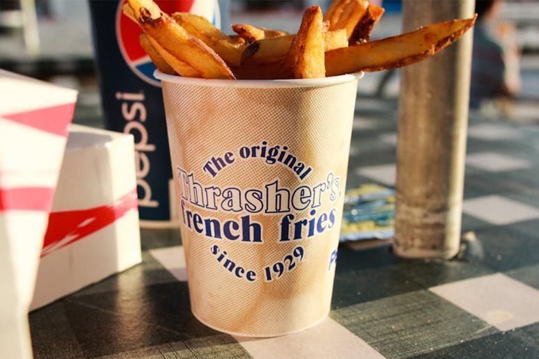 #37 Thrasher's French Fries, Ocean City, Md.