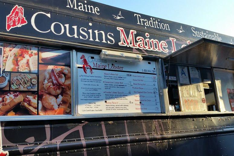 #80 Cousins Maine Lobster, Los Angeles (Various Locations)
