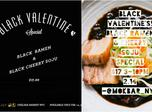 Mokbar is Offering an 'Anti-Valentine's Day' Black Ramen Special Inspired by Black Day, Korea's Singles-Only Holiday