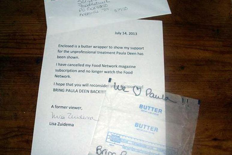 Butter for Paula Campaign | Paula Deen News