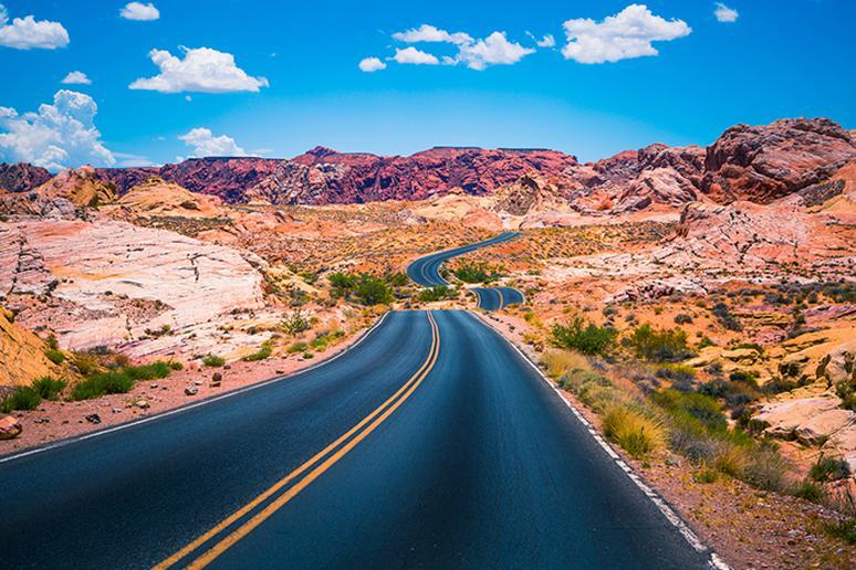 Valley of Fire Road, Nevada