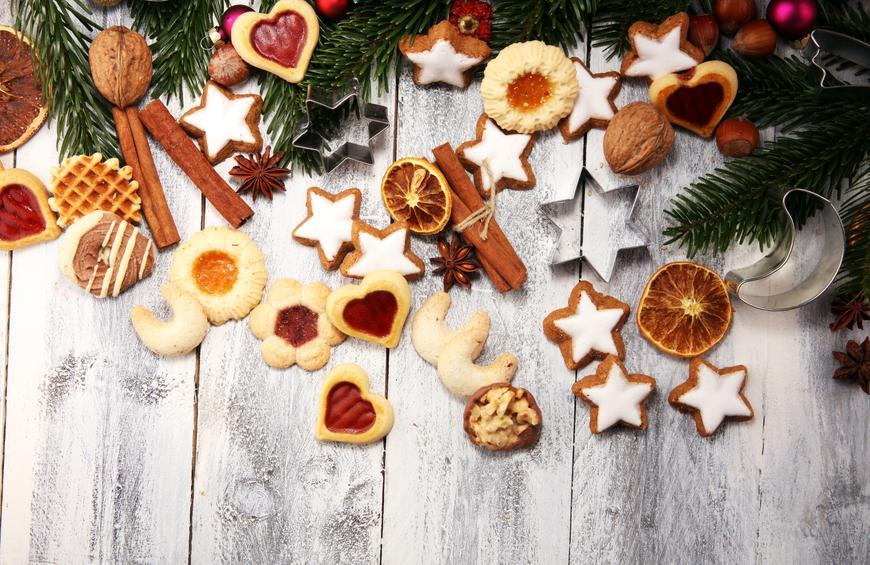 30 Best Holiday Cookies From Around The World