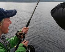 Cooking My Catch — Afloat in Alaska