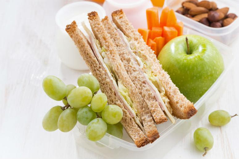 Athletes lunch the active times healthy lunch ideas for high school athletes forumfinder Gallery