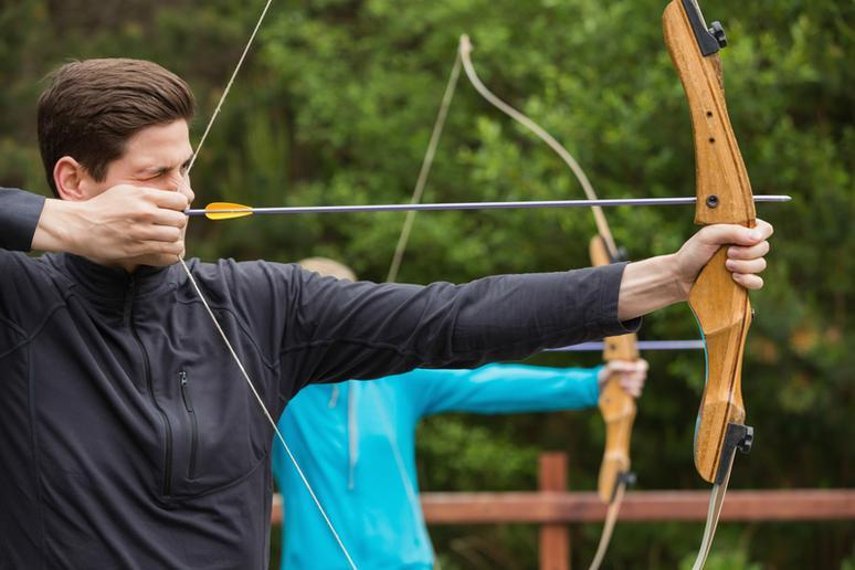 3. Give archery a shot