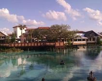 The new Disney Springs is attracting a lot of big names.