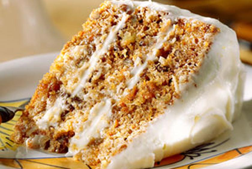 best carrot cake by southern living october 1997 at www myrecipes com