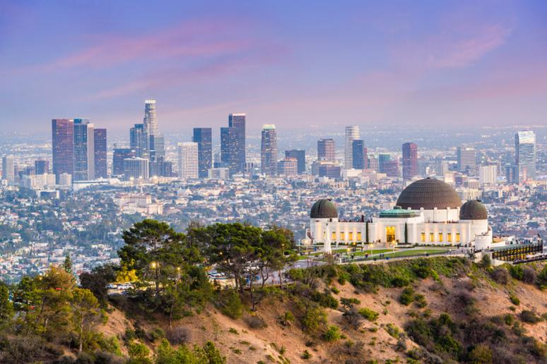 19. Los Angeles, California